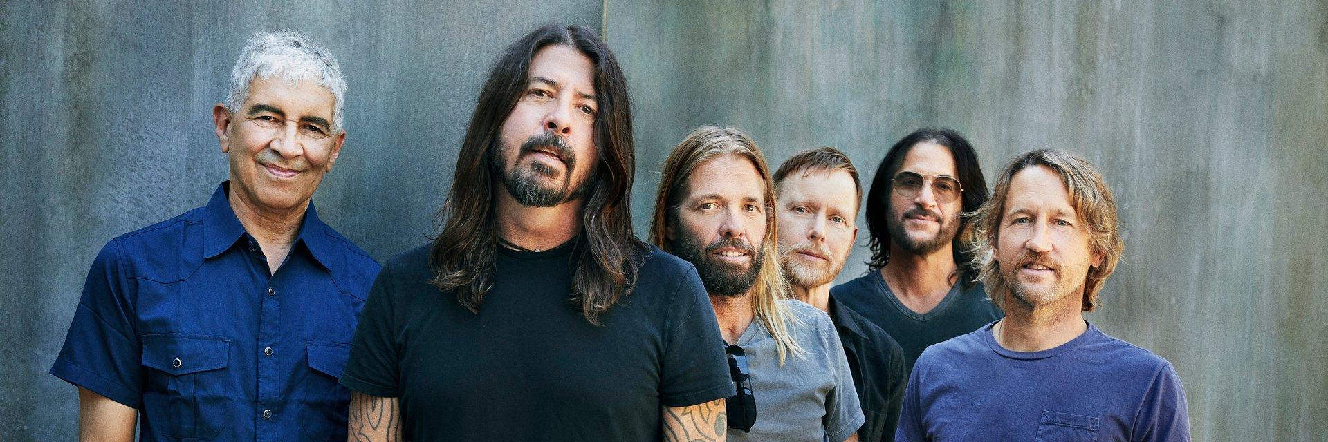 Foo Fighters pokazali nowy singiel w Saturday Night Live!