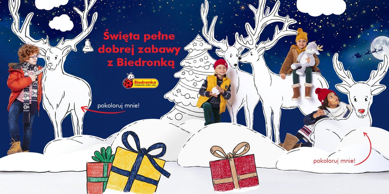 """""""Wielka księga zabawek"""" już w Biedronce!"""