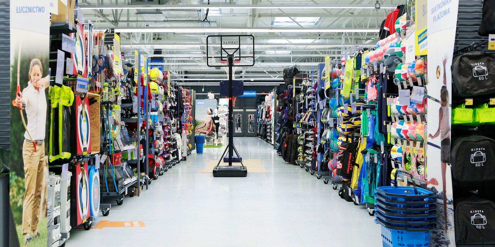 Oświadczenie dot. zamknięcia sklepów Decathlon (obowiązujące od 28.12.2020)