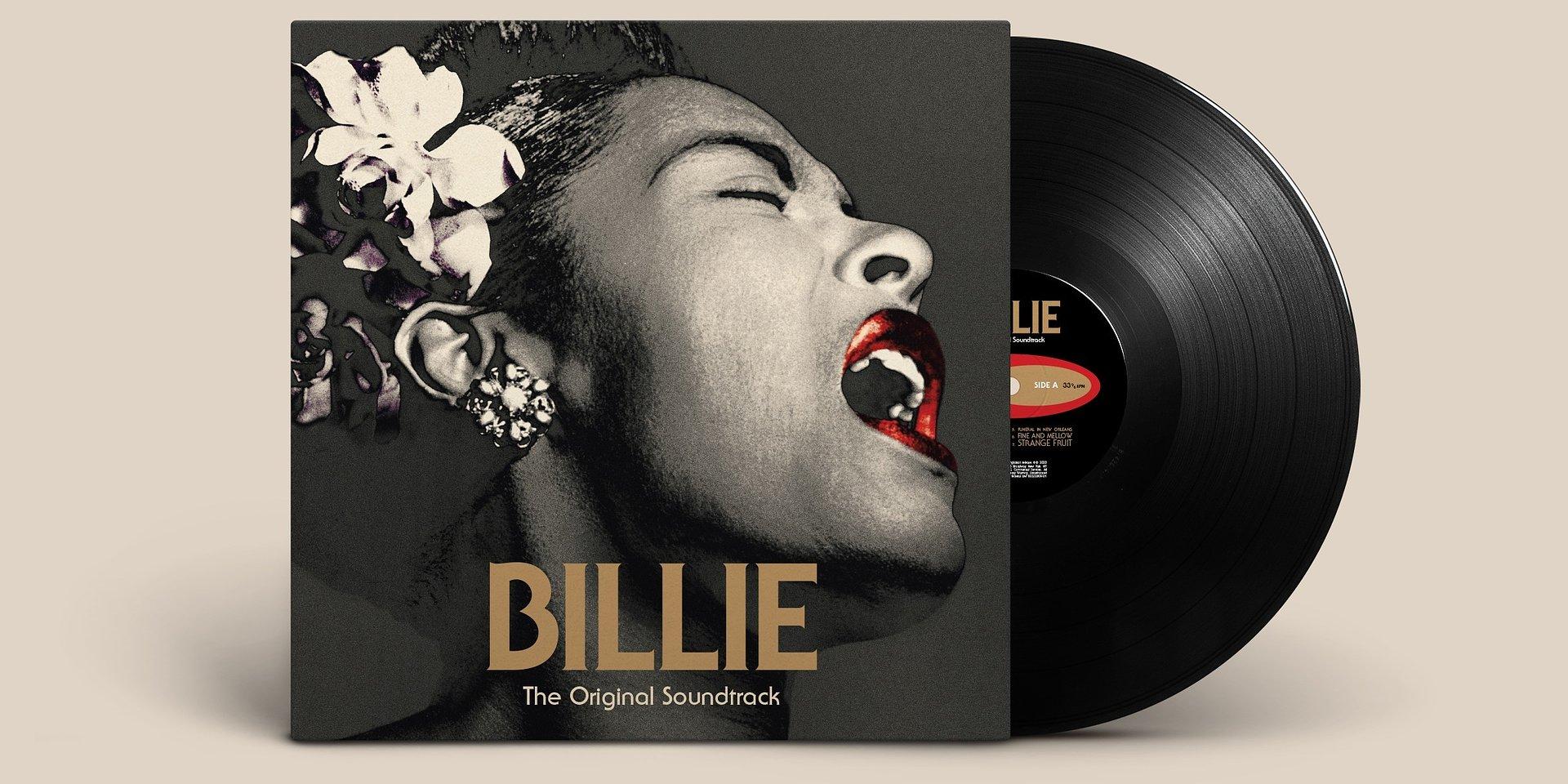 Billie Holiday - ścieżka dźwiękowa do filmu