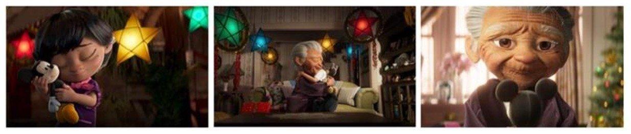 """Disney lança anúncio de Natal para apoiar a Make-A-Wish®, como parte da sua campanha natalícia """"Histórias Que Nos Unem"""""""