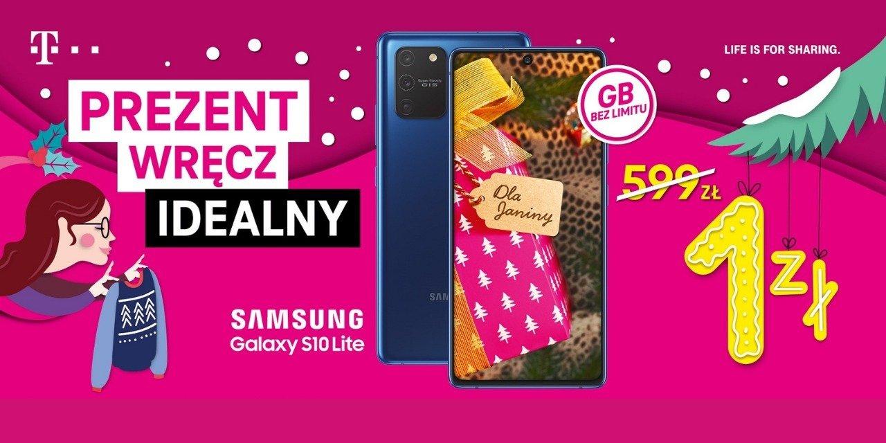 Smartfony i smartwatche w T-Mobile na święta, czyli oferta, że ho ho!