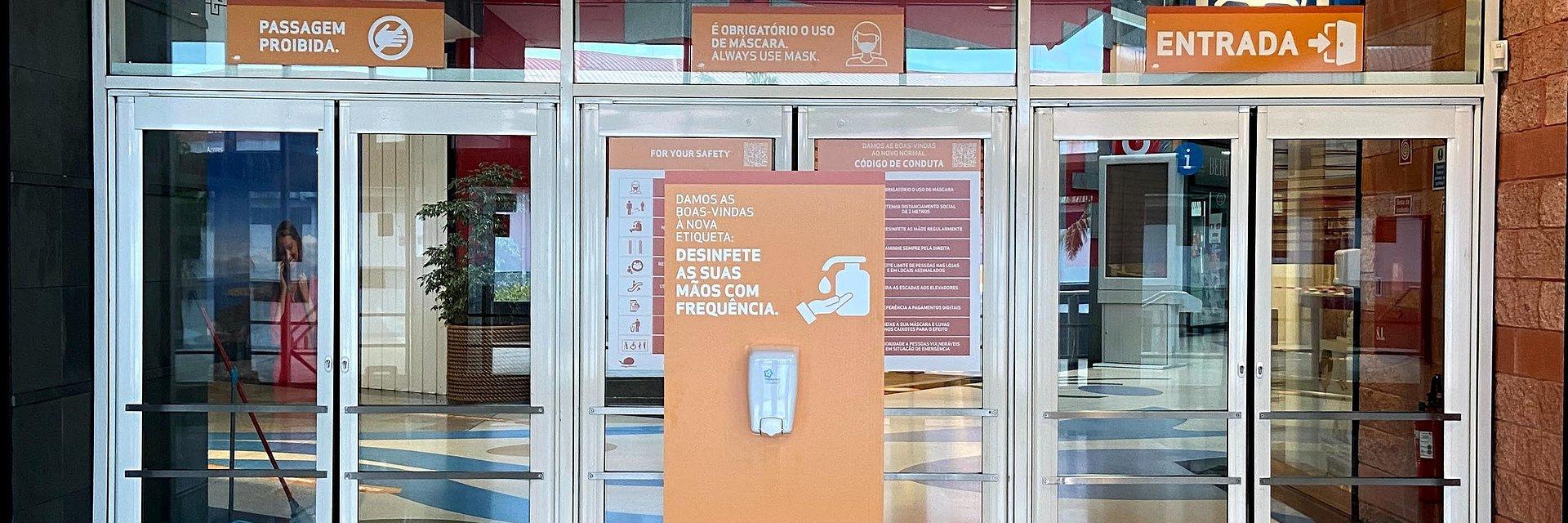 Parque Atlântico renova selo de higiene e segurança com certificação SGS