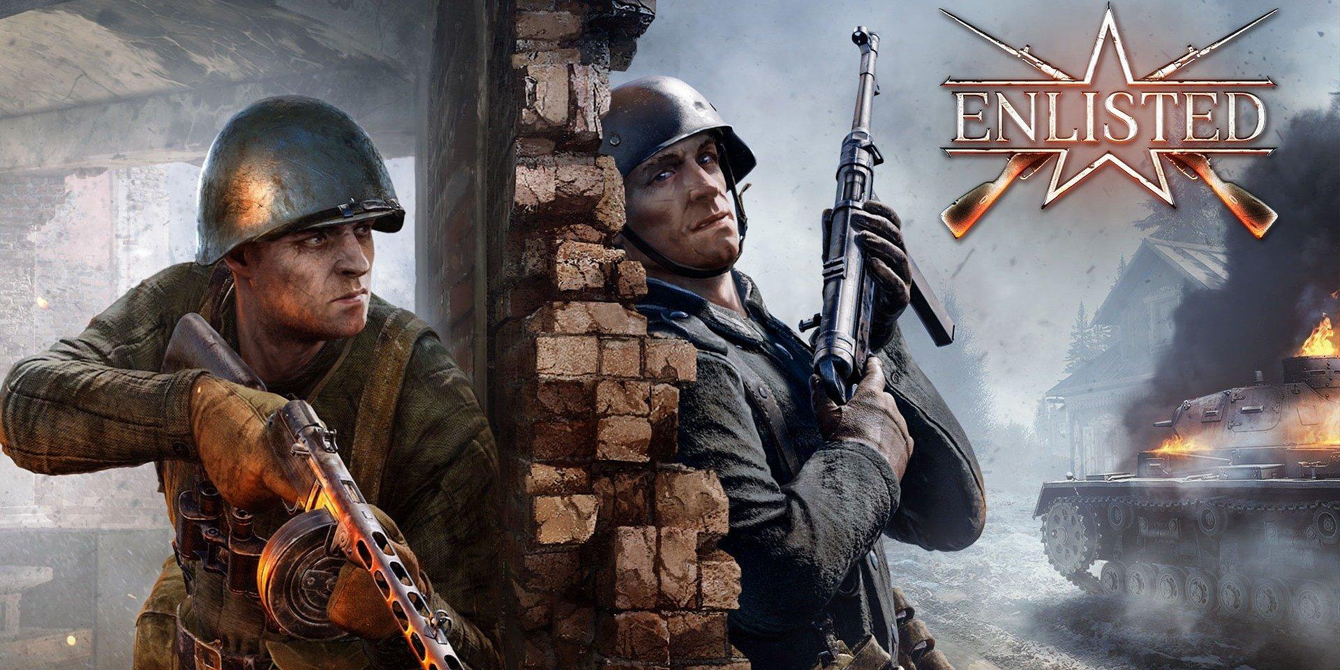Unikatowy, wieloosobowy shooter Enlisted już dostępny na Xbox Series X|S oraz PC