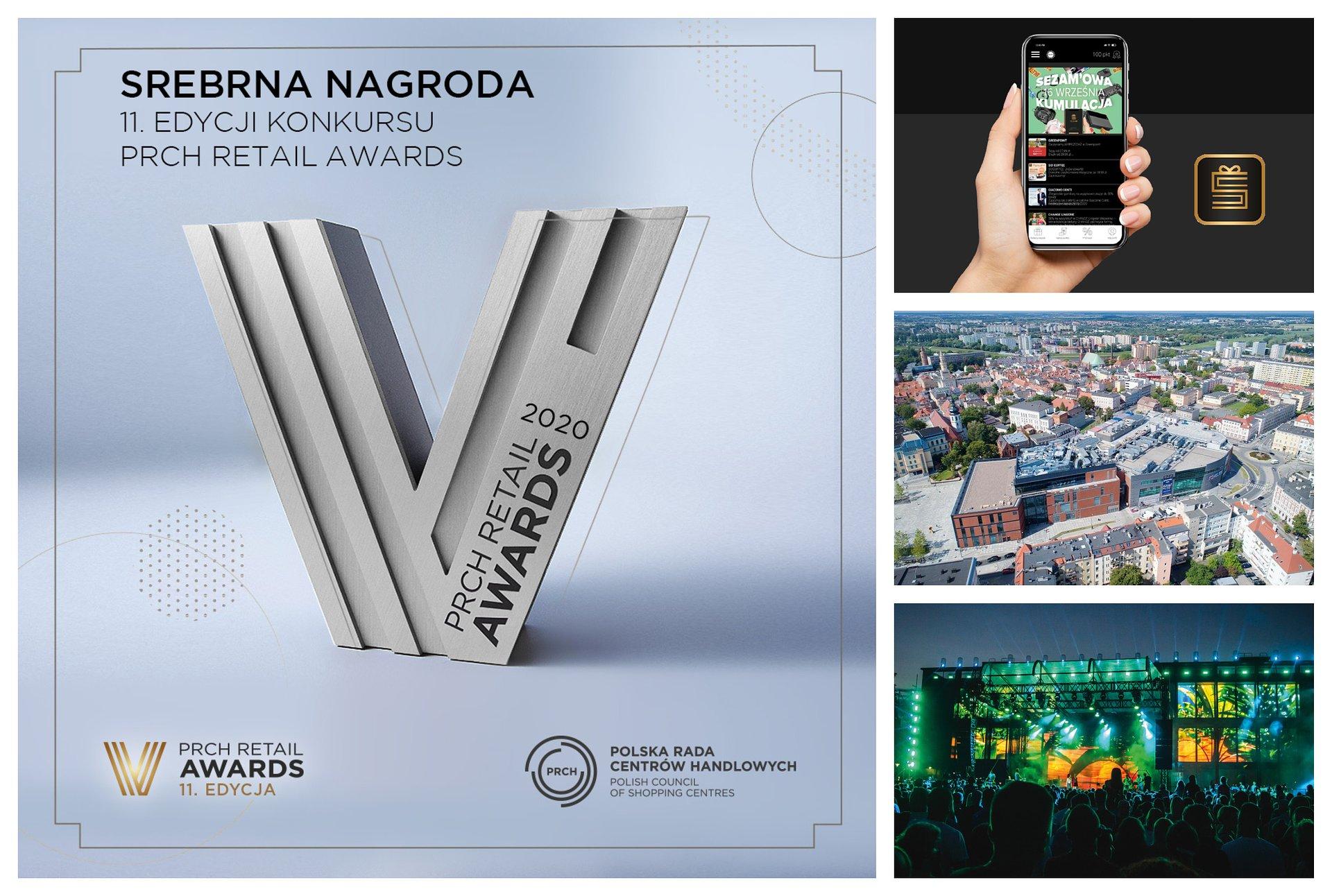 Trzykrotne srebro dla NEPI Rockcastle w PRCH Retail Awards