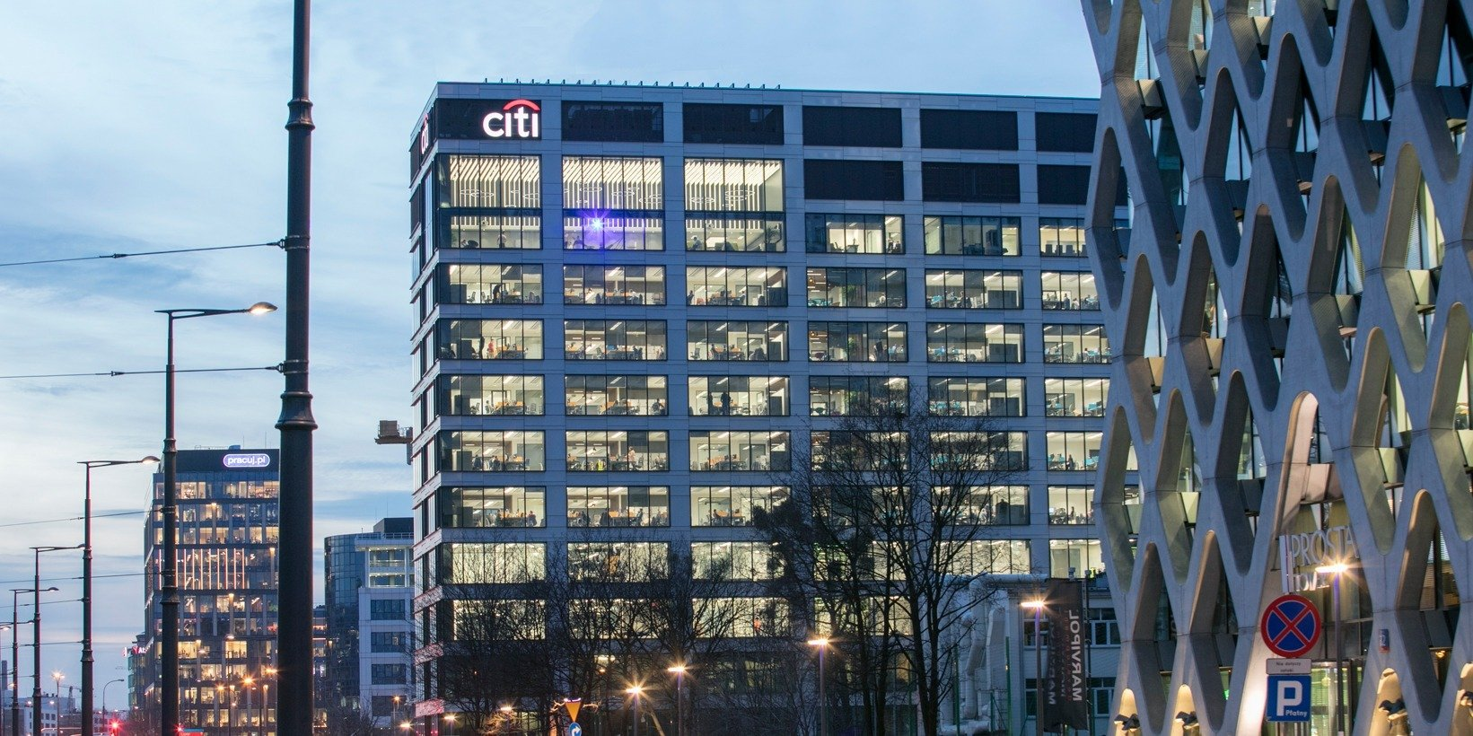 New head of Citi Solutions Center in Poland