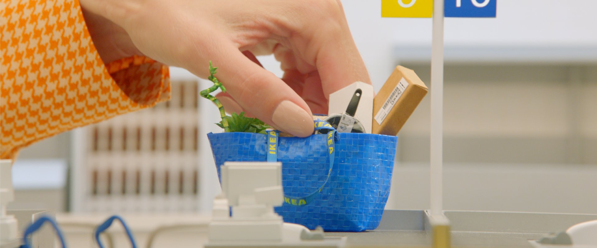Produkty IKEA odbierzesz również z Paczkomatu® InPost