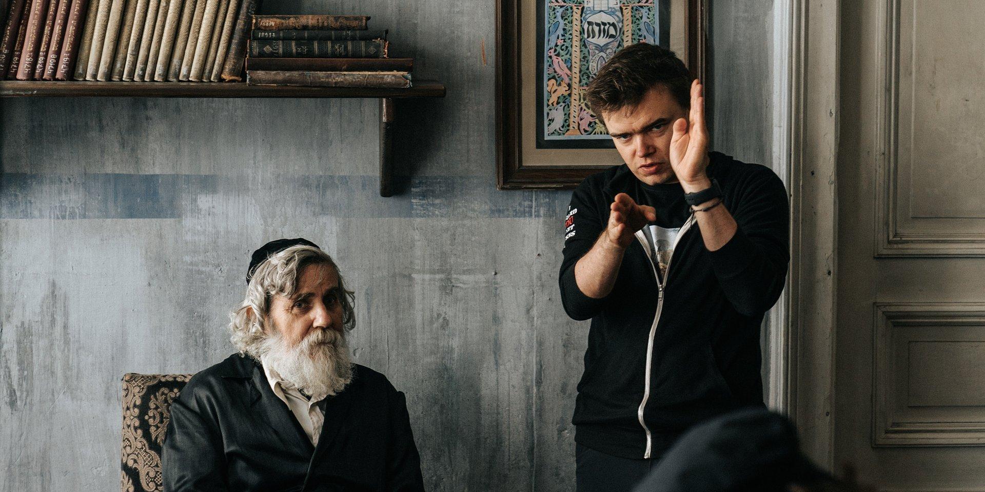 KRÓL: Jan P. Matuszyński o pierwszej scenie serialu