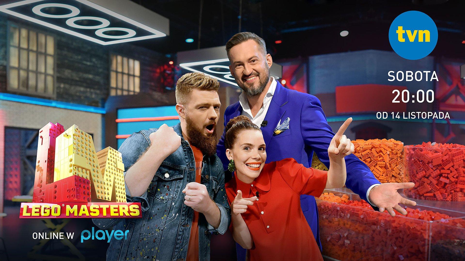 """SMYK sponsorem """"LEGO Masters"""" – najnowszego programu telewizji TVN!"""