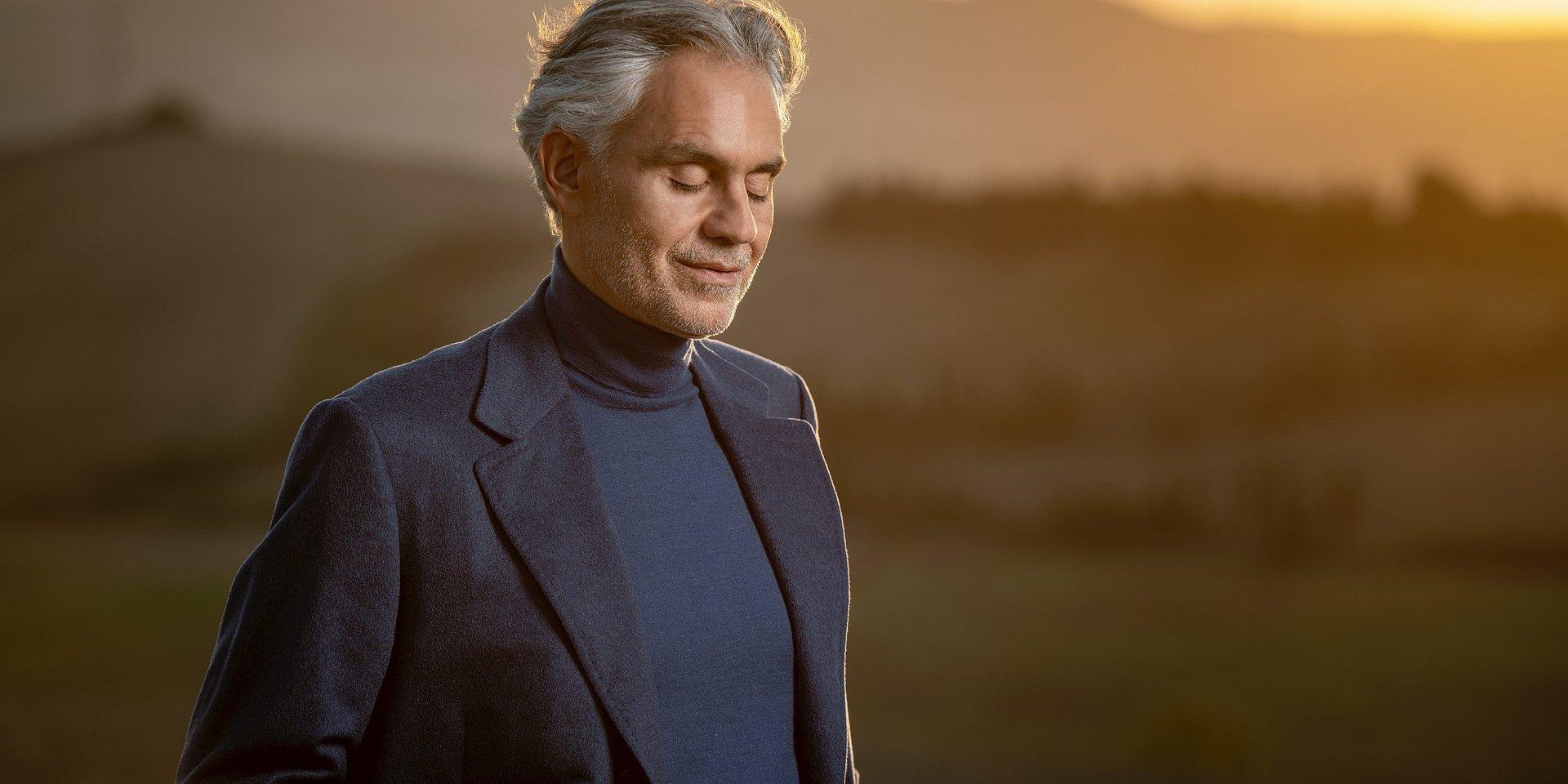 """Andrea Bocelli prezentuje nowy album """"Believe"""""""
