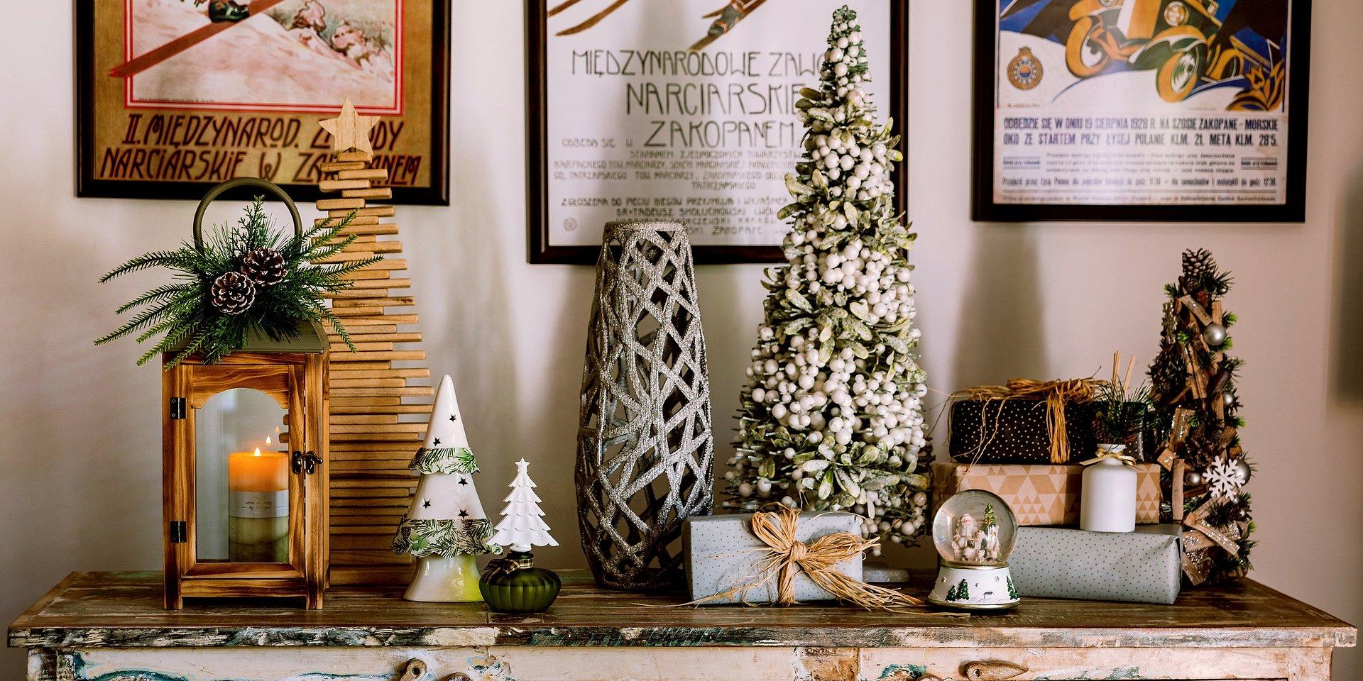 Leśne zacisze - sposób na świąteczny nastrój