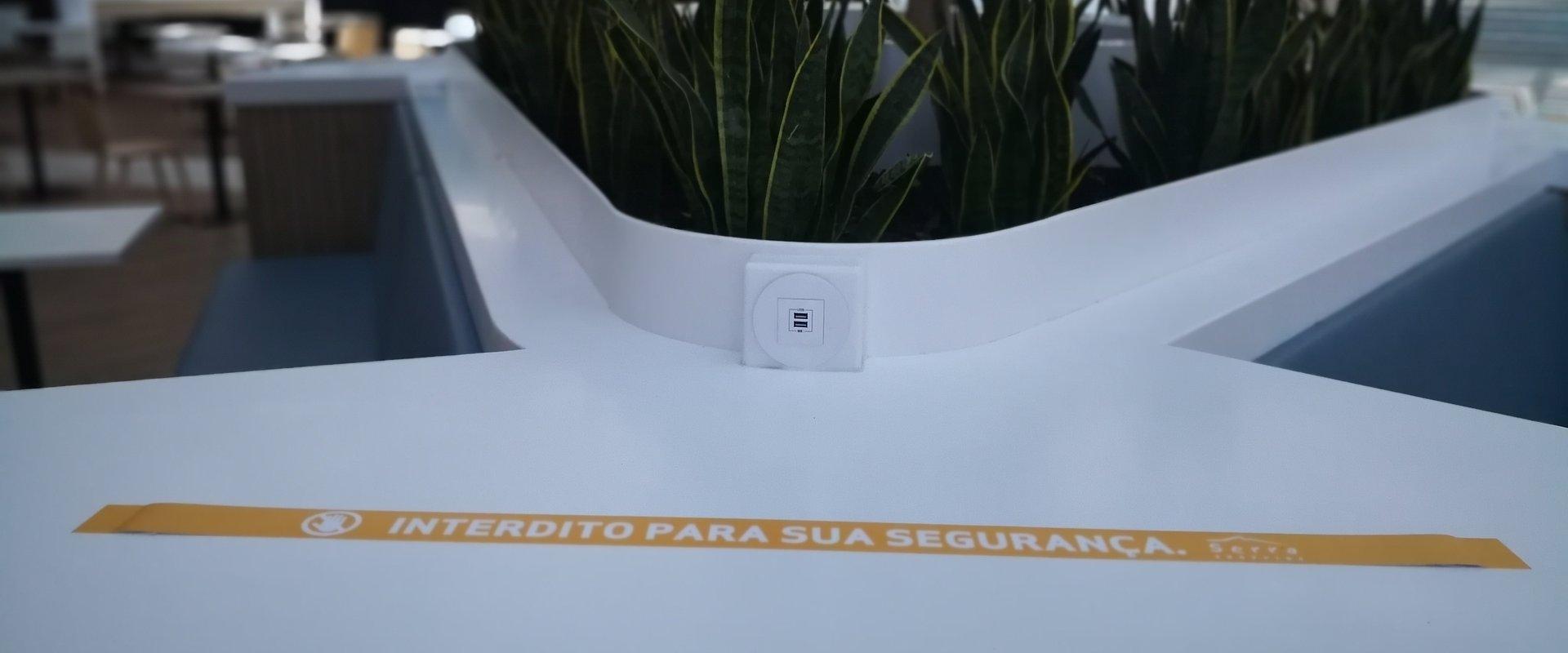 Serra Shopping renova selo de higiene e segurança com certificação SGS