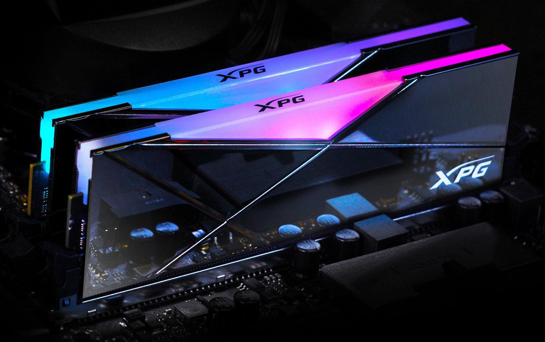 Pamięci RAM XPG Spectrix D50 Xtreme podkręcone do 5400 MHz!