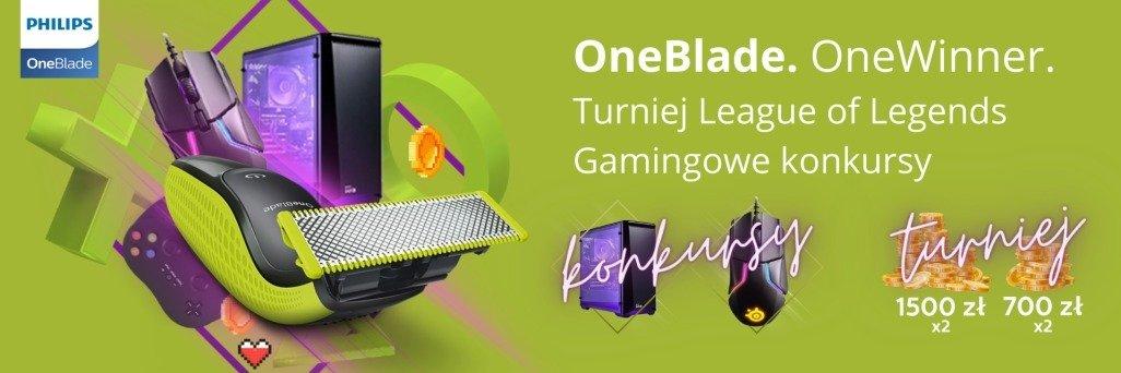 Philips z aktywacjami dla fanów League of Legends i FIFY w ramach kampanii OneBlade OneWinner