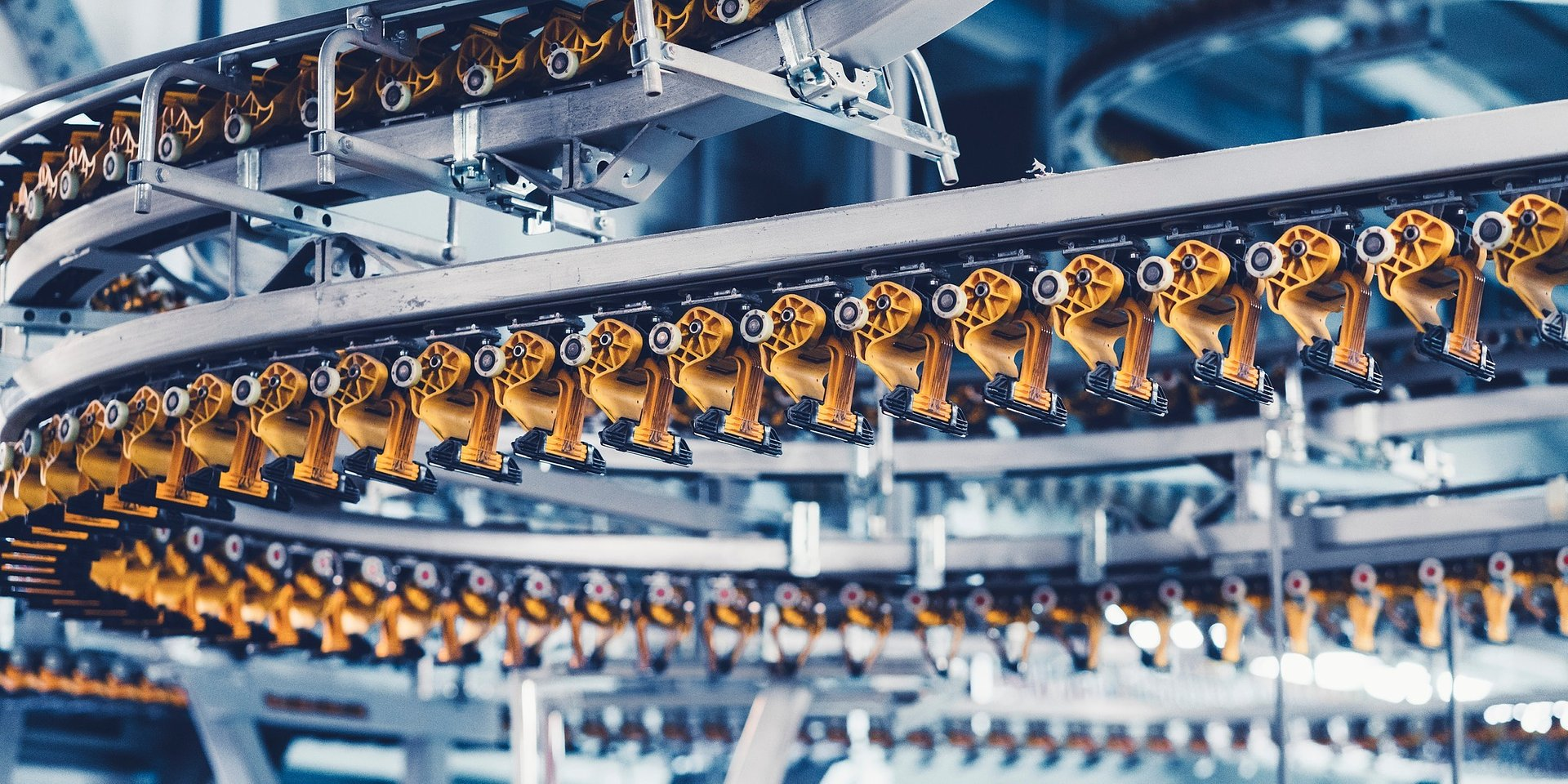 Produkcja przemysłowa w USA we wzrostowym trendzie