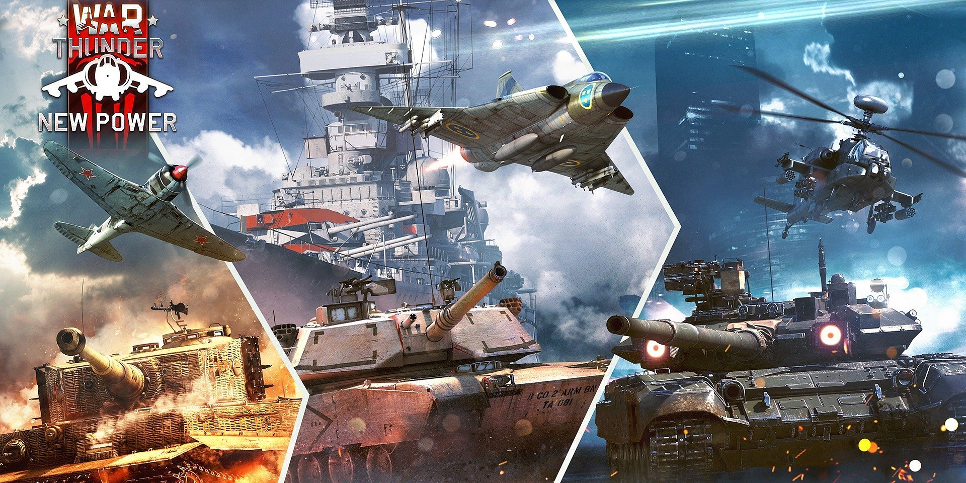 War Thunder receives the biggest update ever