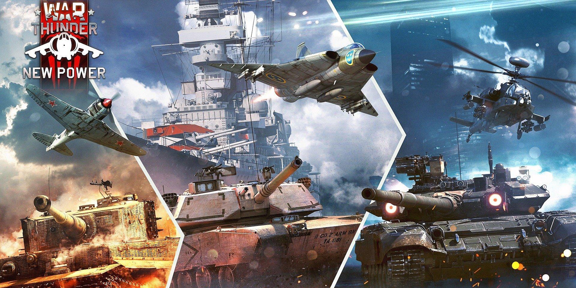 War Thunder z najwięszką jak dotąd aktualizacją — New Power