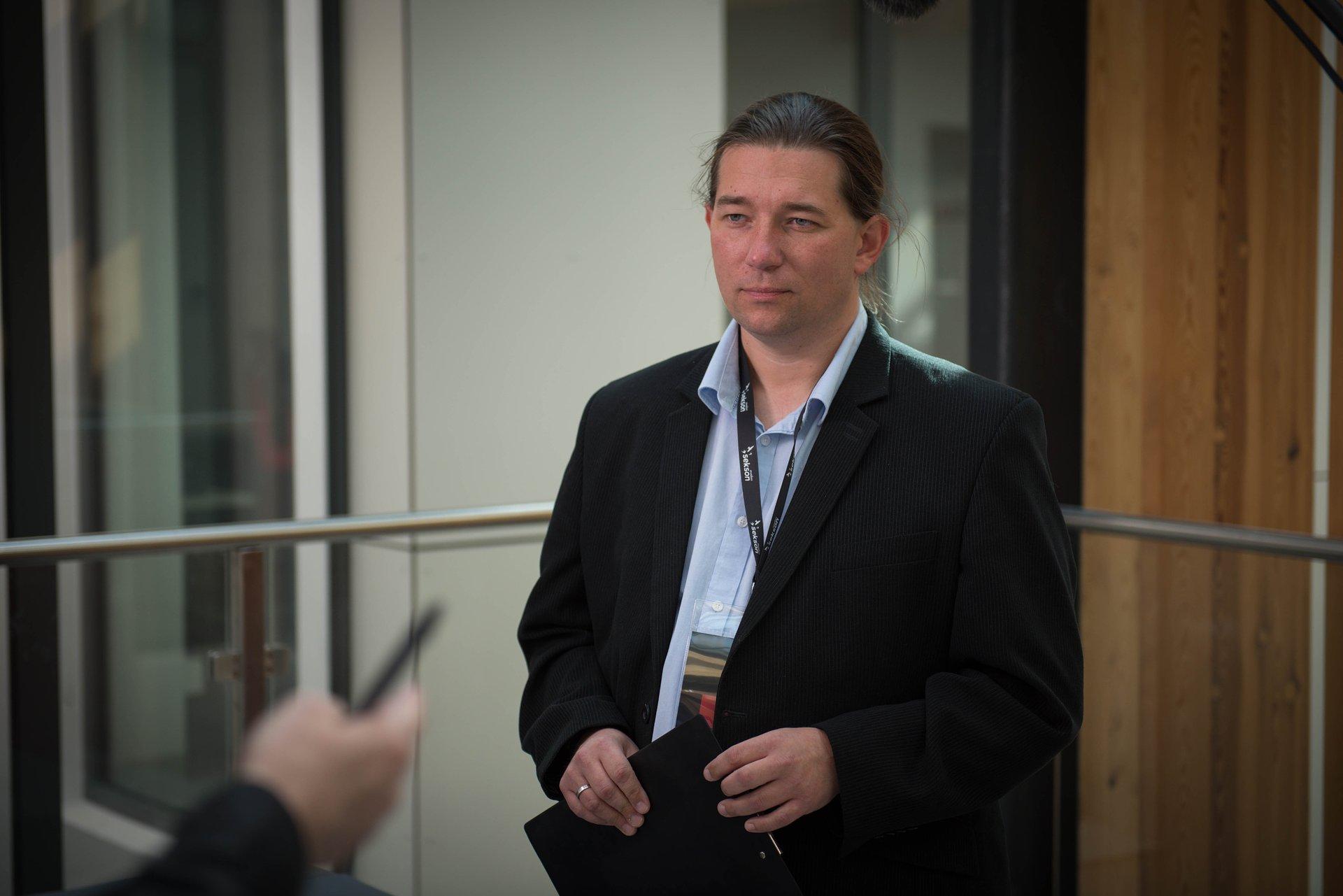 Krzysztof Dobies Dyrektorem Generalnym Fundacji Avalon