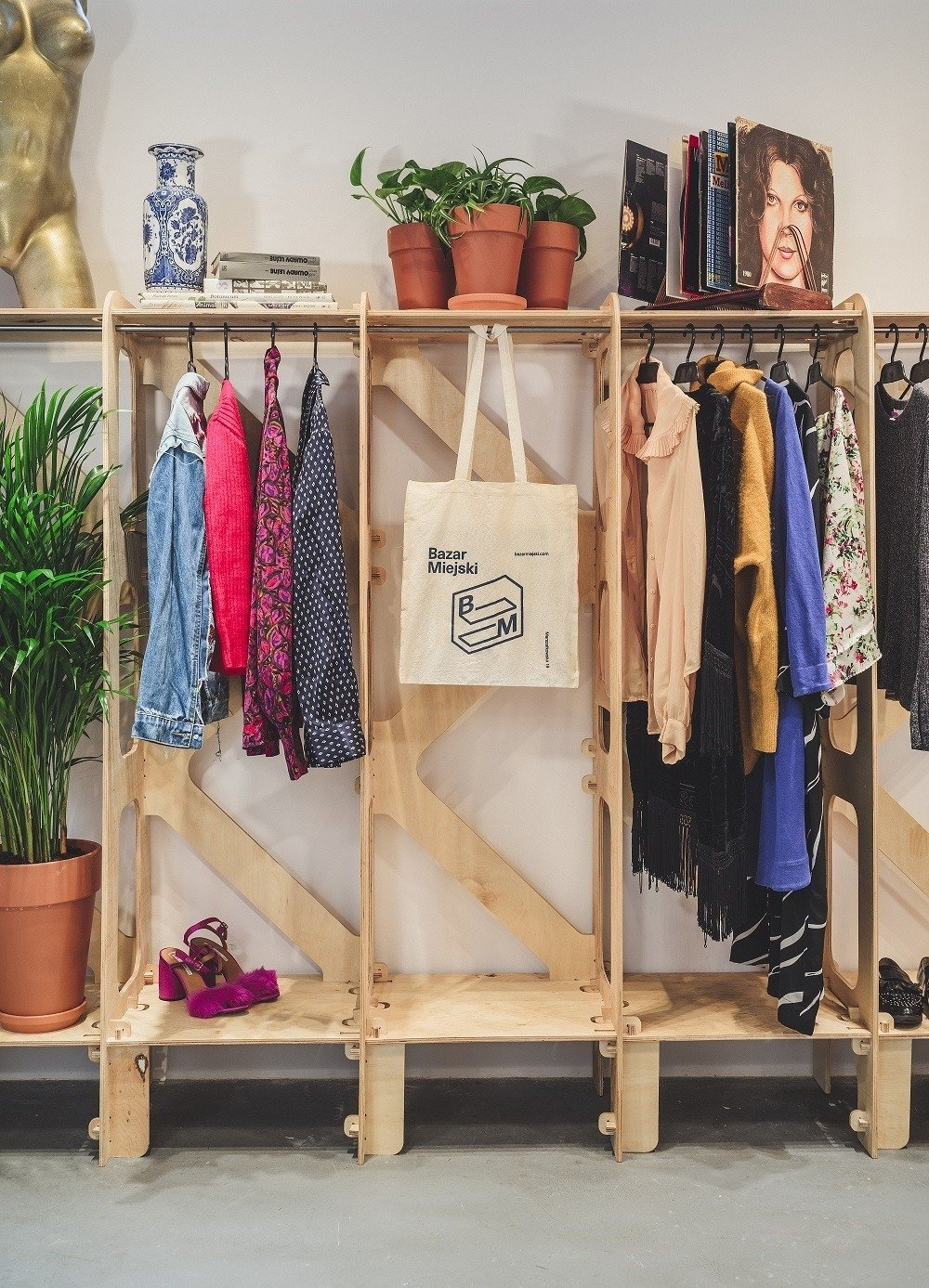 Second-hand shopping is being revolutionised and expanding the circular economy