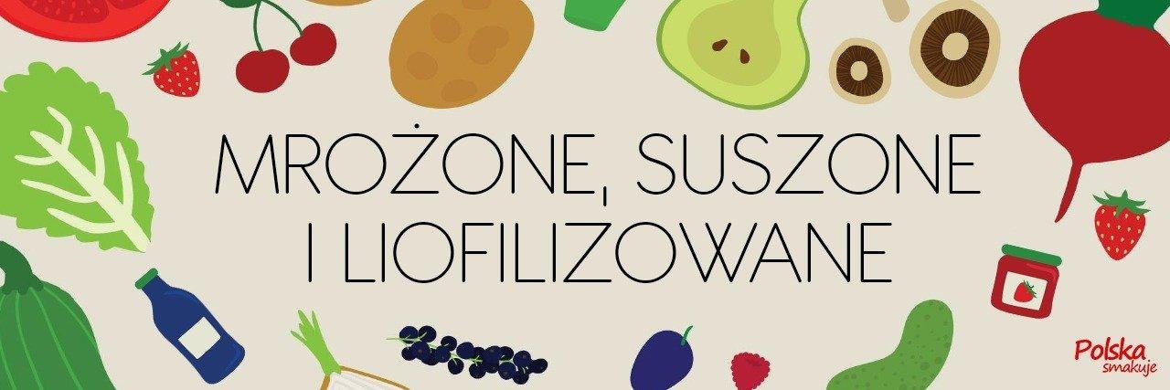 """Mrożone, suszone czy liofilizowane? - konferencja prasowa online """"Narodowych badań konsumpcji warzyw i owoców"""""""
