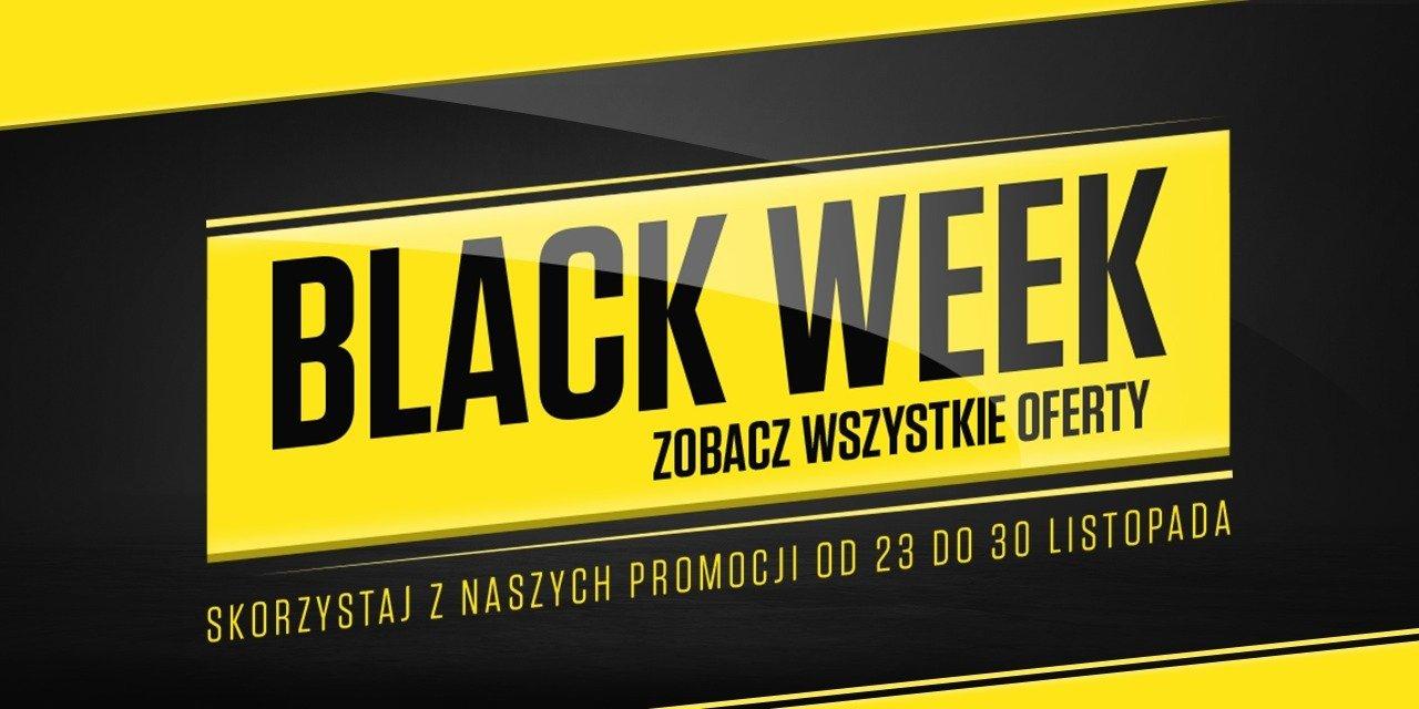 Startuje BLACK WEEK na sklepasus.pl!