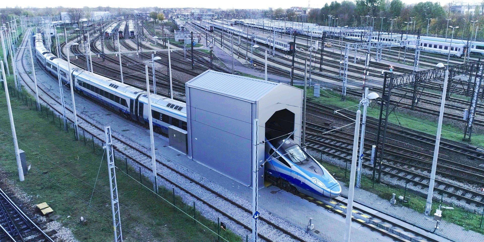 HealthHub™ TrainScanner od Alstom rozpoczyna pracę w Warszawie