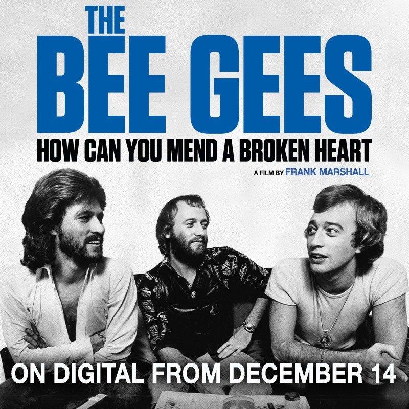 Zwiastun filmu dokumentalnego o Bee Gees już dostępny