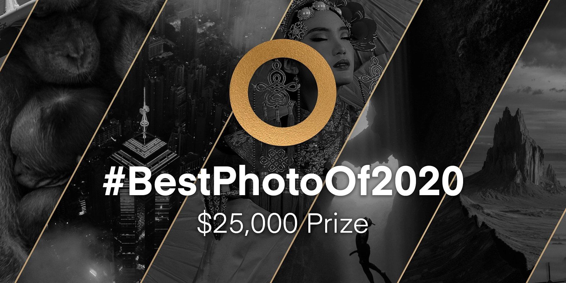 Las 50 mejores fotos del año compitiendo en #BestPhotoOf2020 para ganar $25,000