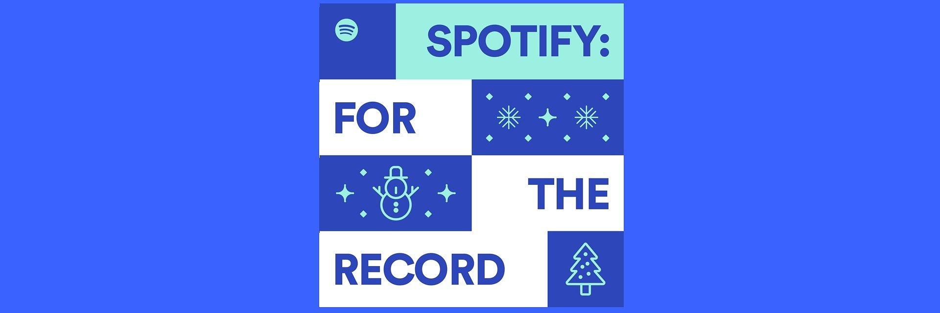 Świąteczne piosenki na Spotify słuchane wcześniej niż zazwyczaj