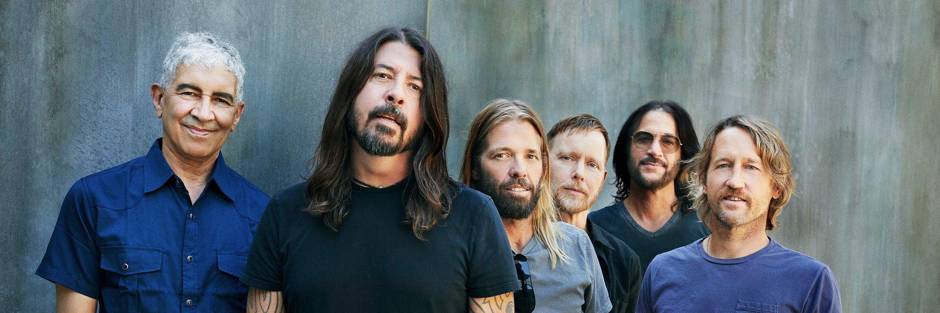 Zobacz jak Foo Fighters wspominają 25 lat swojej kariery!