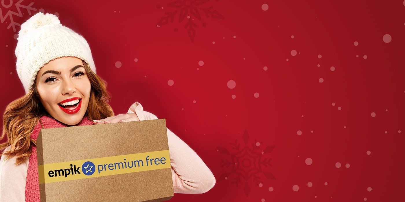 Zamów online w Empiku z dostawą do Żabki, a odbierzesz paczkę i słodki prezent!