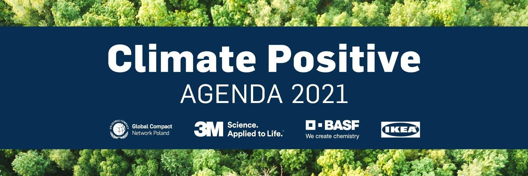 Alain Simonnet gościem pierwszej debaty Climate Positive - Agenda 2021 UNGC