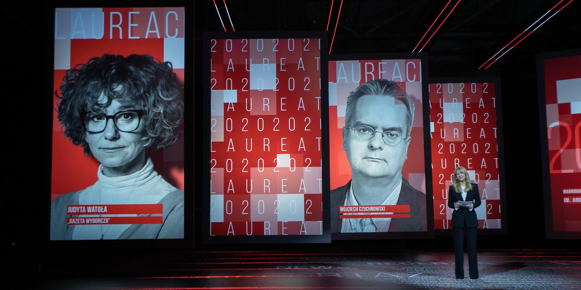Watoła i Czuchnowski z Nagrodą Woyciechowskiego 2020