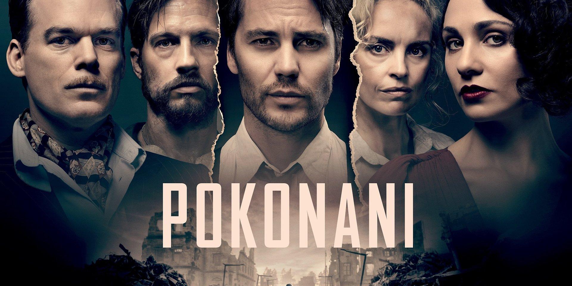 """""""POKONANI"""" – międzynarodowa koprodukcja CANAL+ Polska"""