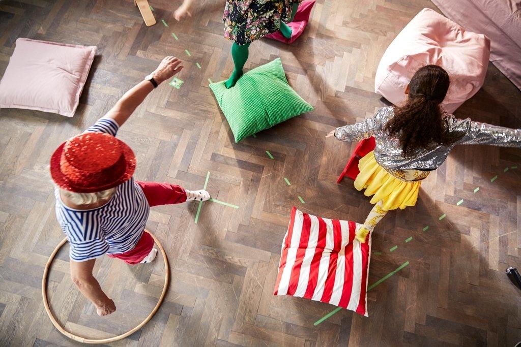 Dzięki zaangażowaniu klientów IKEA w Polsce zebrała ponad dwa miliony złotych na programy wspierające rozwój dzieci