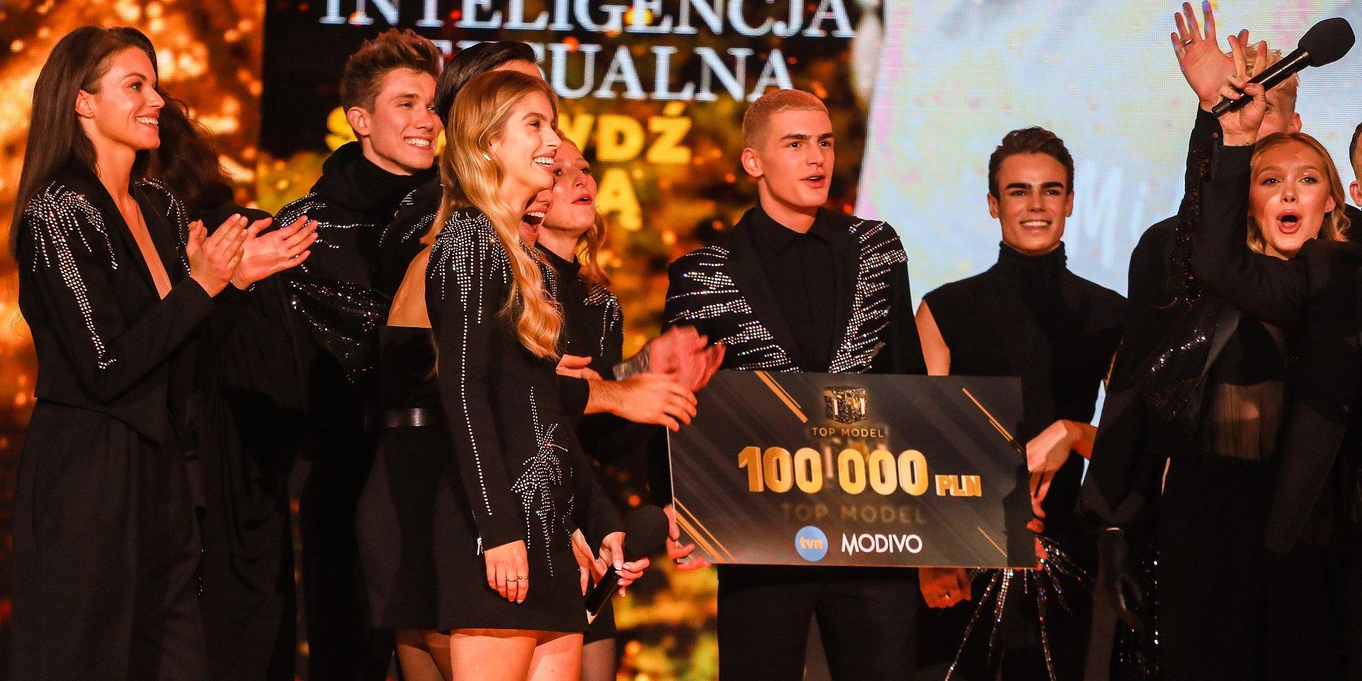 Modivo sponsorem nagrody głównej w wielkim finale TOP MODEL