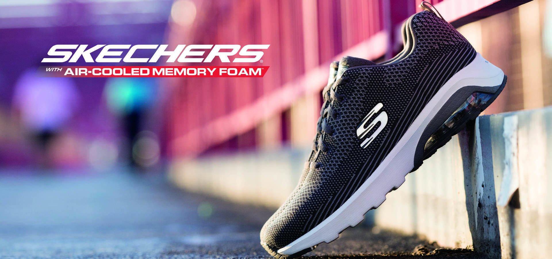 Kolekcja Skechers SS17