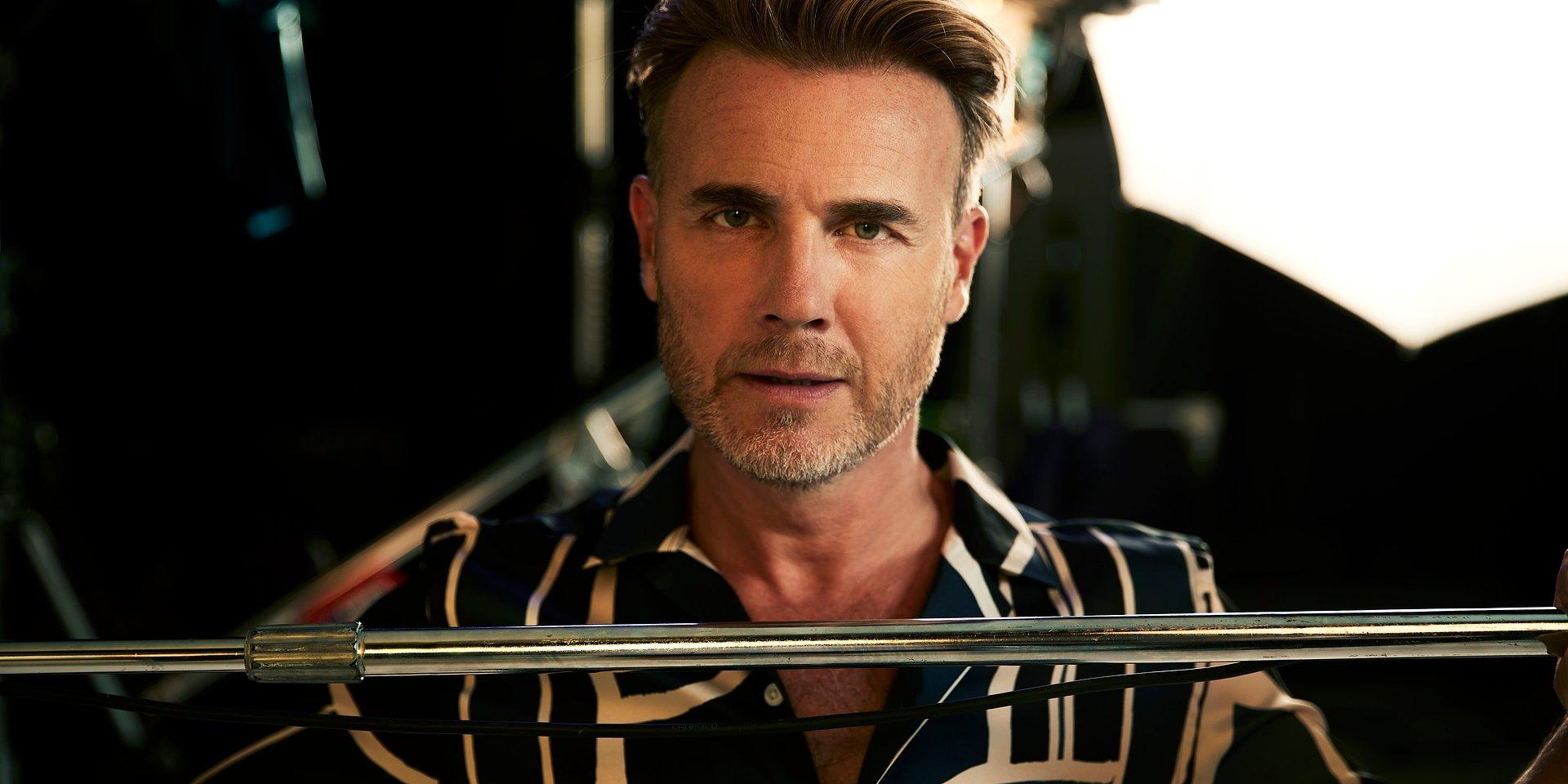 "Gary Barlow prezentuje album ""Music Played By Humans"""