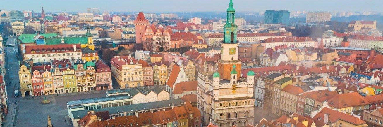 W Poznaniu coraz łatwiej znaleźć biuro. Od początku roku przybyło ponad 15 tys. mkw. powierzchni