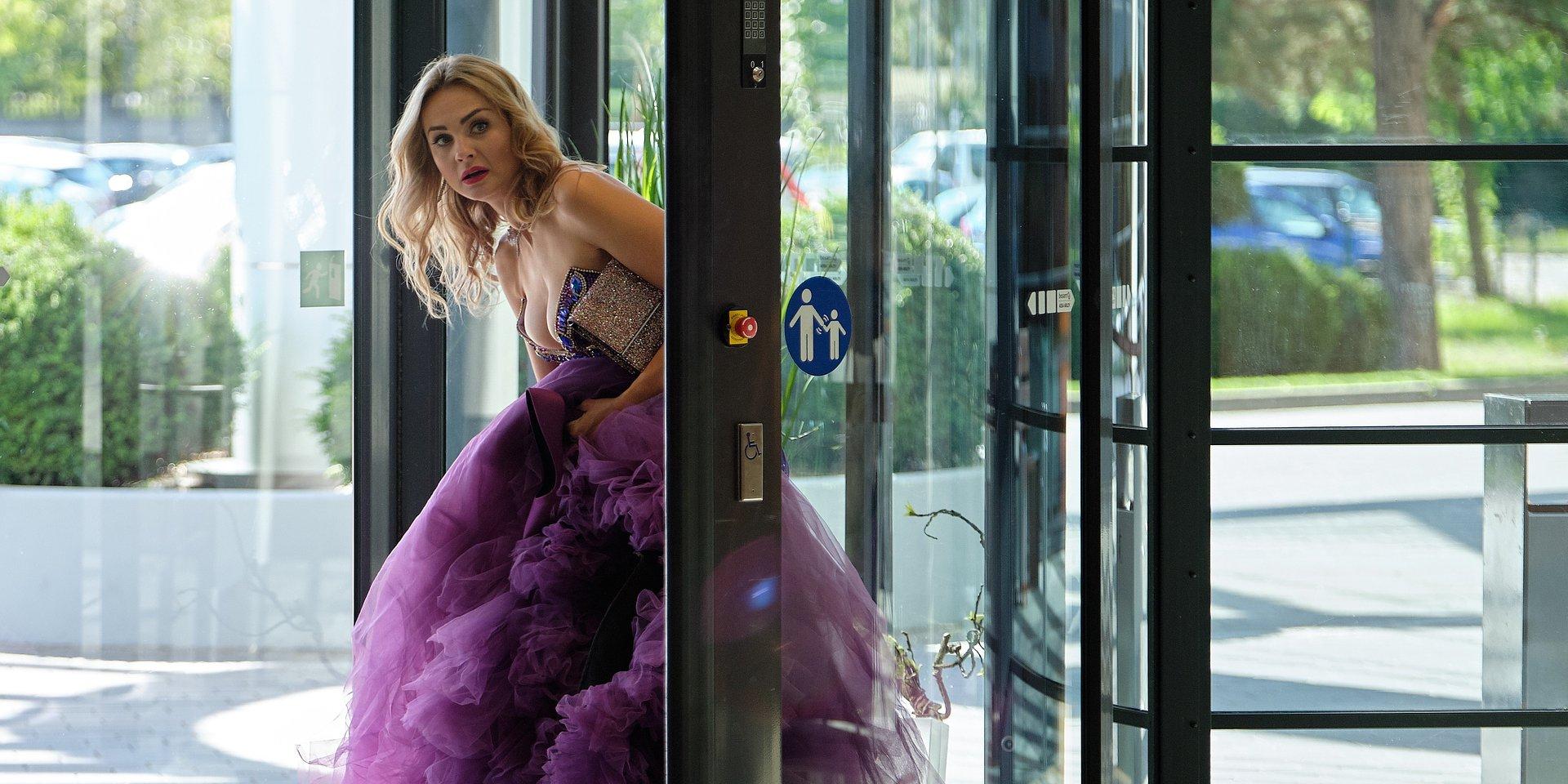 BrzydUla: Pościg za Violettą!