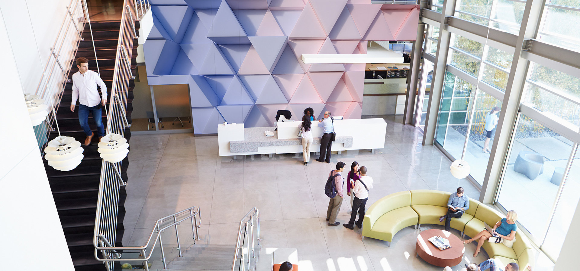 Trends for Office Design in 2017