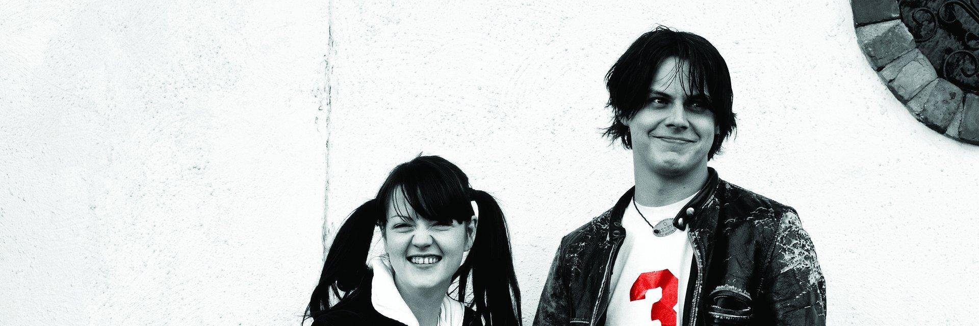 Pierwsza w historii oficjalna antologia The White Stripes w digitalu!
