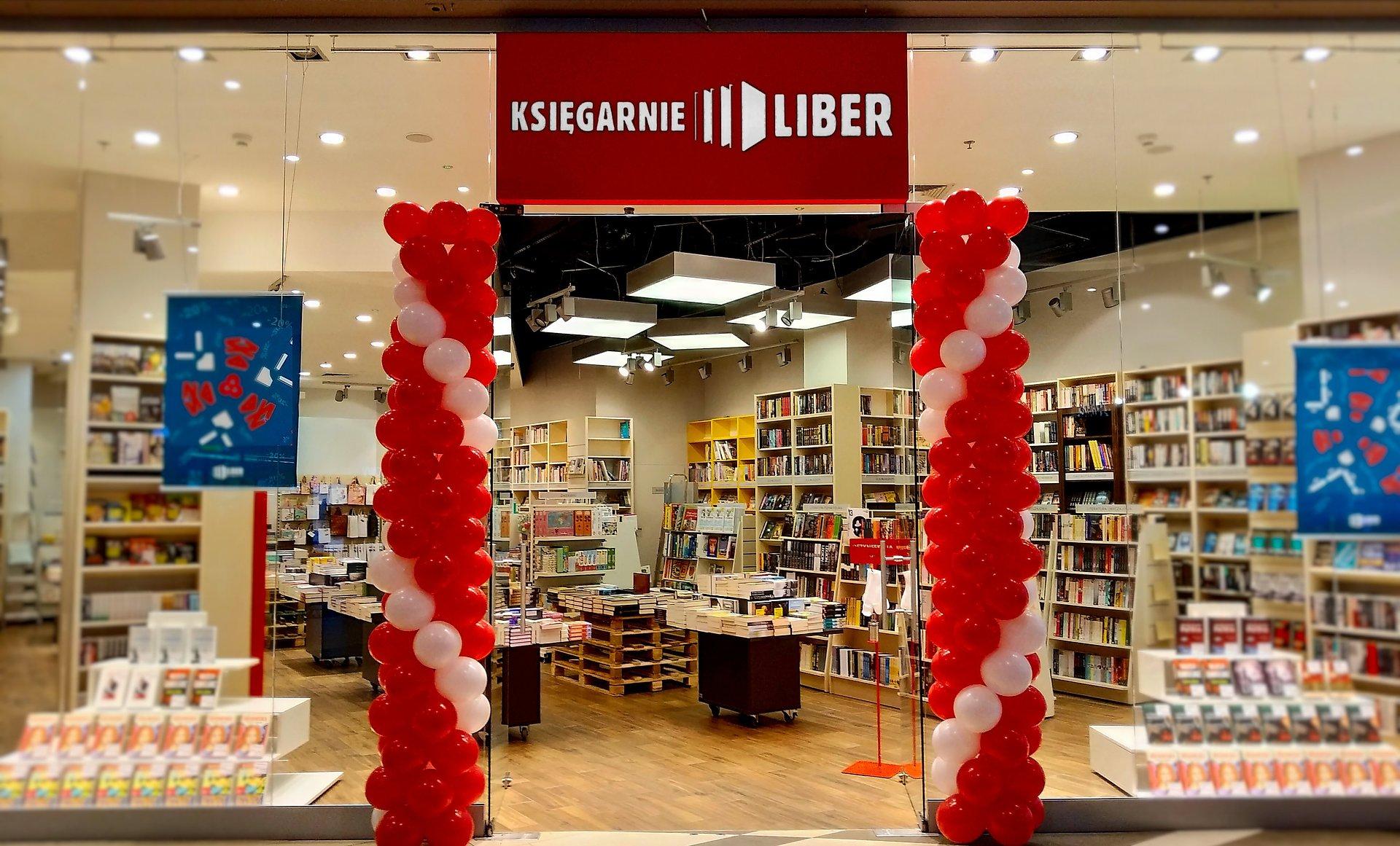 Księgarnia Liber debiutuje w Avenidzie Poznań