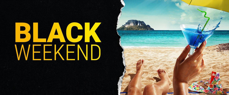 Black Weekend to też polowanie na wakacje. Jak było w tym roku?