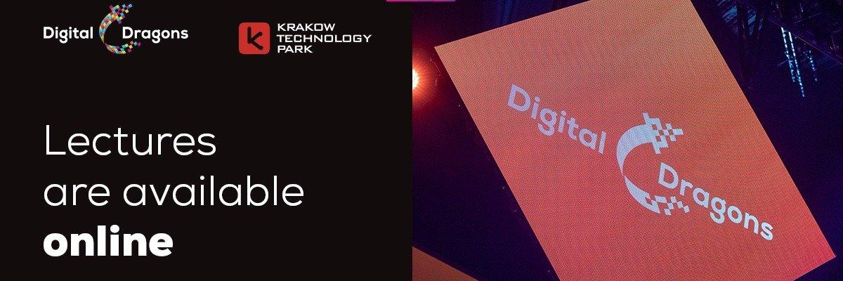 Wykłady z Digital Dragons 2020 już dostępne
