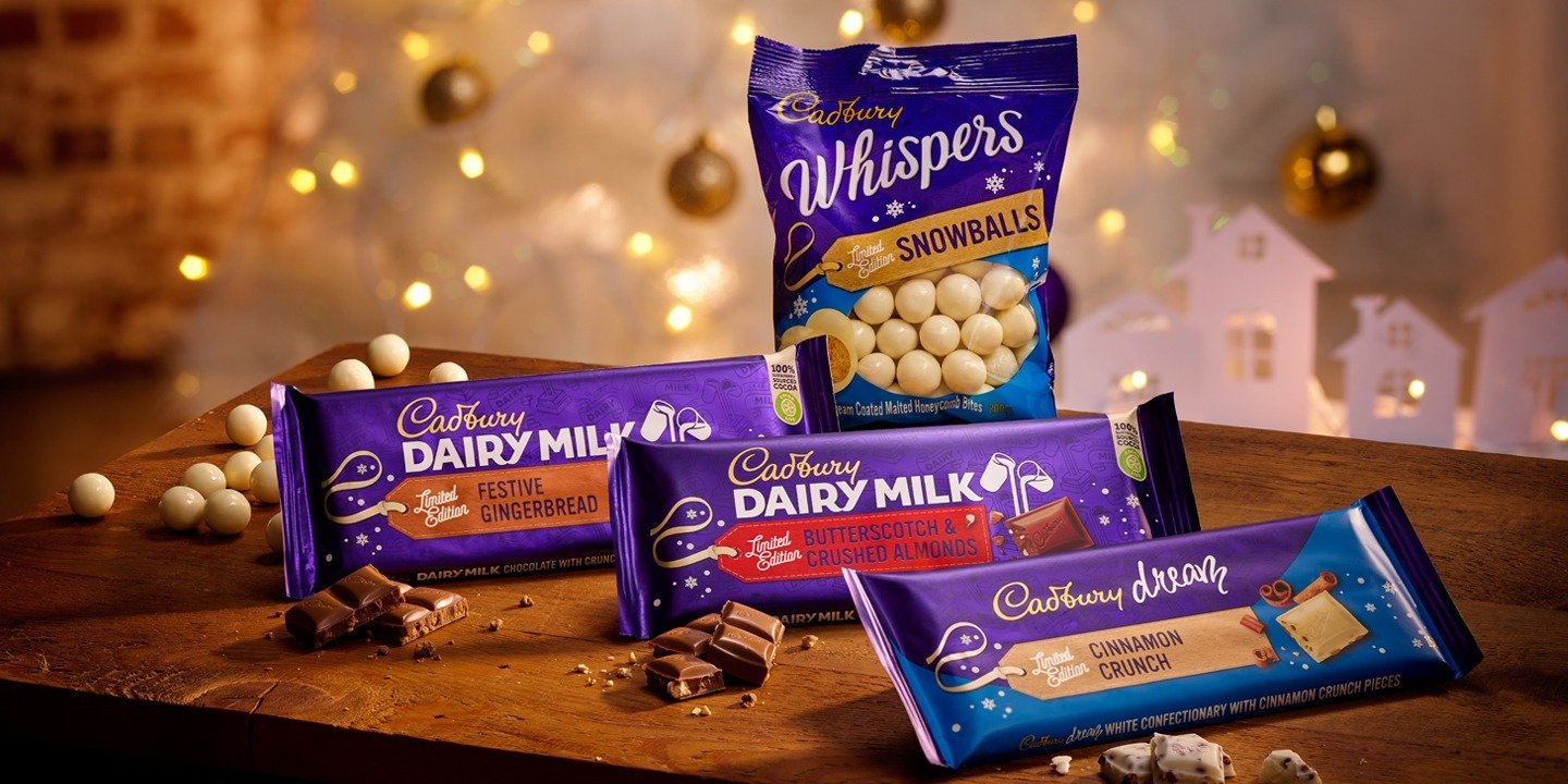 Cadbury Shares Four Delicious Festive Recipes That Celebrate Chocolate