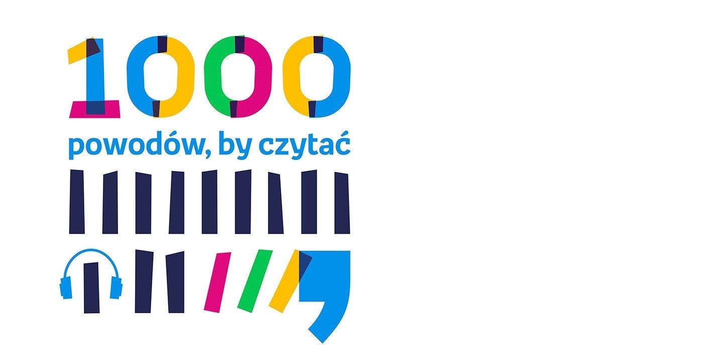 """10 000 książek dla szkolnych bibliotek! Znamy zwycięzców konkursu """"1000 powodów, by czytać"""""""