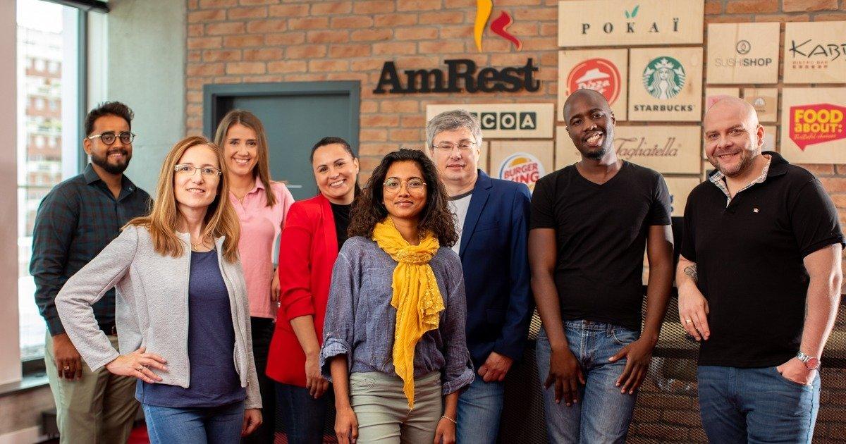AmRest wśród Najlepszych Pracodawców 2020