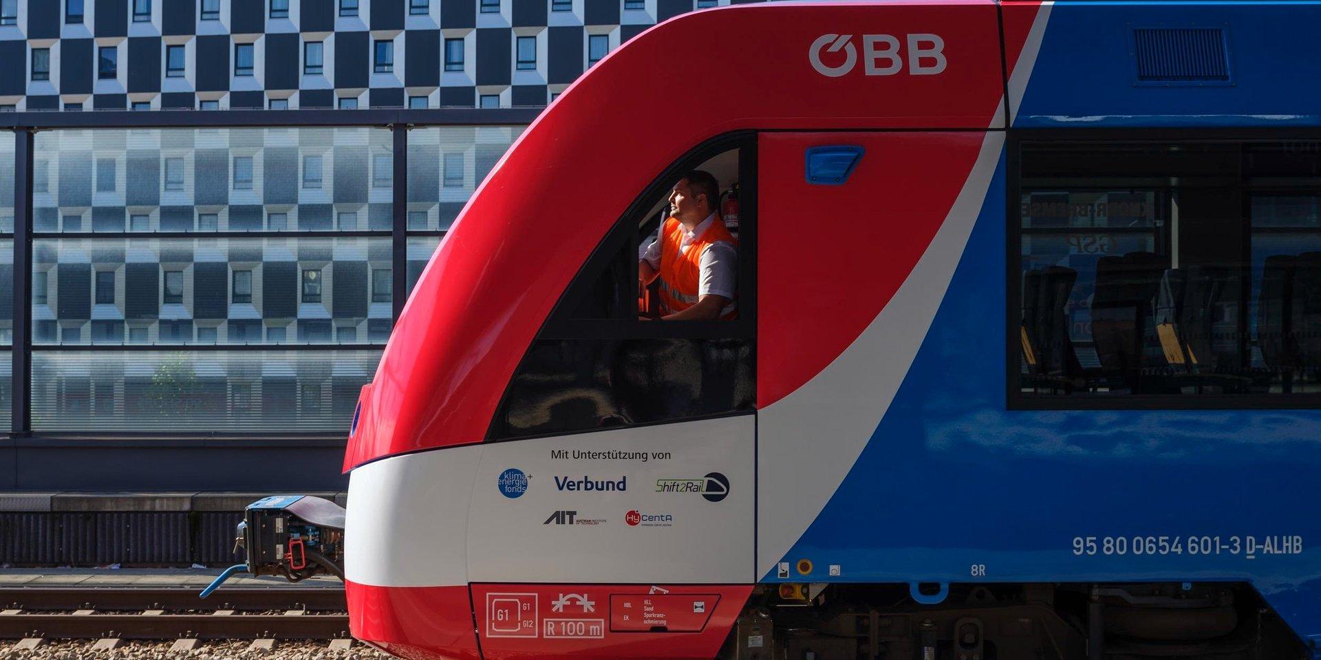 Austria kolejnym krajem w Europie z akceptacją dla wodorowych pociągów Alstom