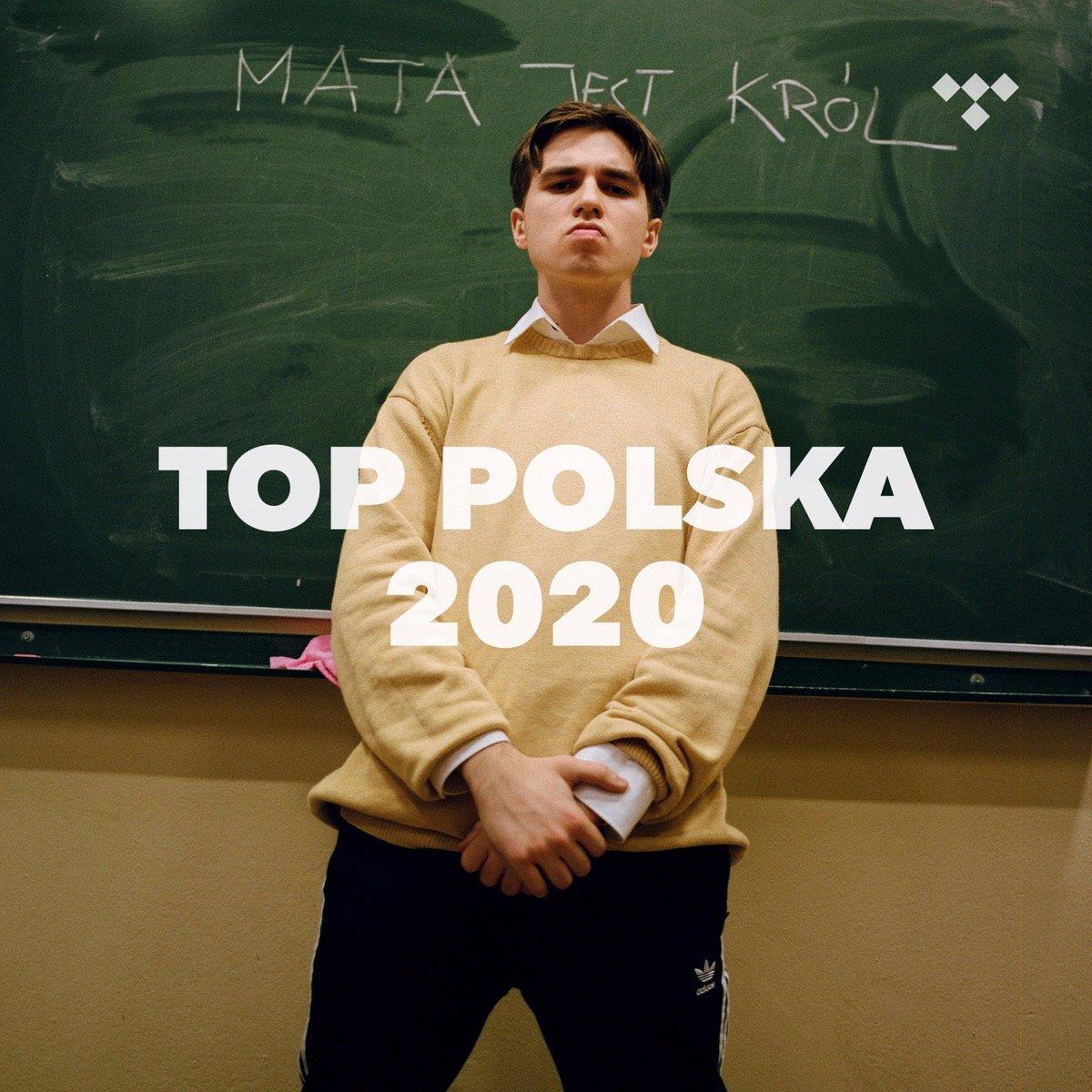 Piosenka Maty najczęściej słuchaną w 2020 roku w TIDAL Polska!